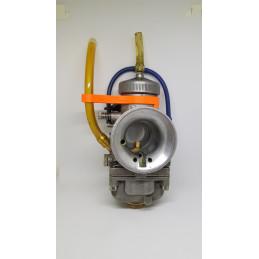 Bracket fuel line - carburator