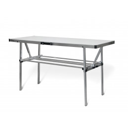 ALUMINIUM WORKBENCH with...