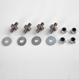 Kit screw for screen