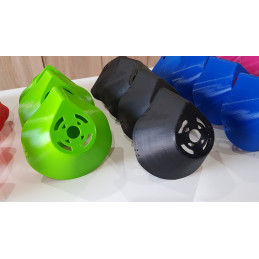 Masque respiratoire 3D
