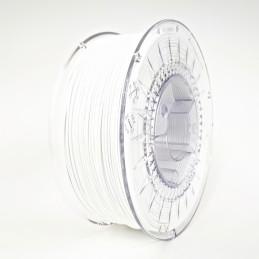 Filament PETG - biely