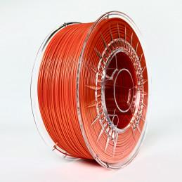 Filament PETG - Orange Foncé