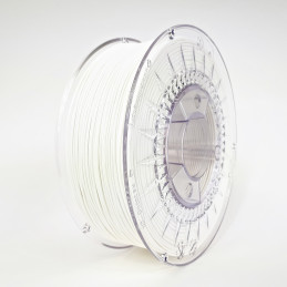 Filament TPU - biely