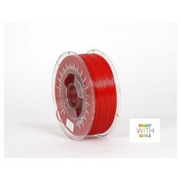 Filament PETG - červená