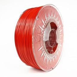 Filament ABS+ - červená