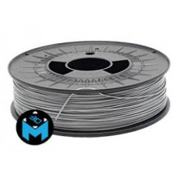 Filament ABS - Glitter argento