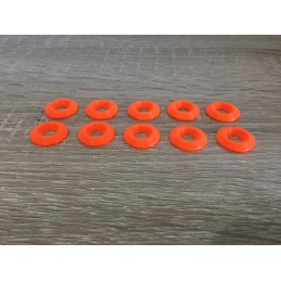 Kit of 10 conical washers M6