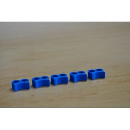 Kit 5 chassis supports