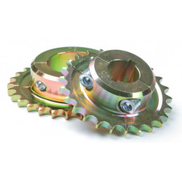Sprocket For 125 Steel Ø40