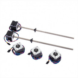 Stepper motors (set)