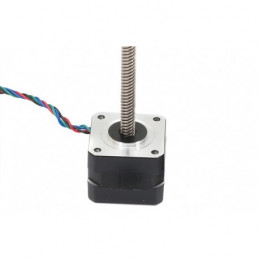 Stepper motor Z-axis Left