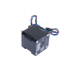 Stepper motor E-axis...