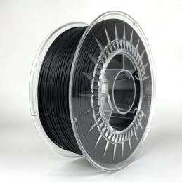 Filament PLA - Matná čierna...