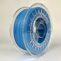 Filament PLA - Matná modrá 1kg