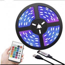 RGB LED pásik 3 m