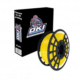 DKI Filament PLA+ 1kg Yellow
